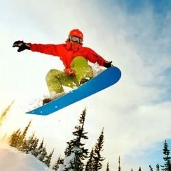 Super esquí pura adrenalina