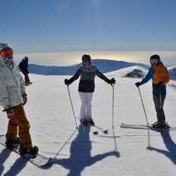 Cursillos de Esquí o Snowboard