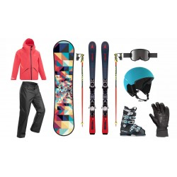 Super Completo Esquí
