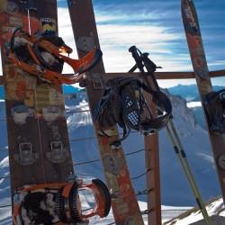 Esquí ó Snowboard S-D-F*