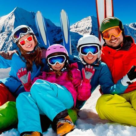 Clase de Esquí ó Snowboard